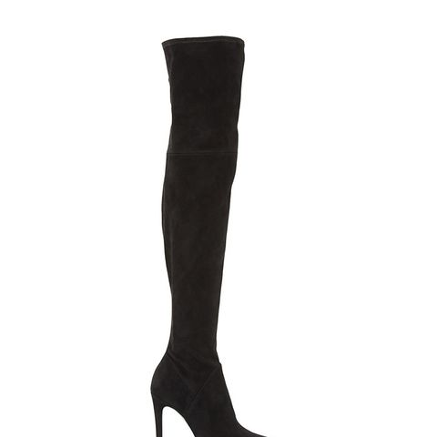 Ayla Suede Over-the-Knee Boots