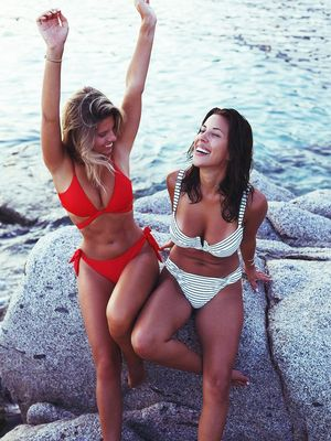 How to Feel Confident on the Beach—According to A Bikini a Day