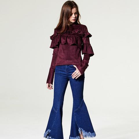Soa Frayed Jeans