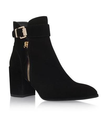 Stuart Weitzman Grandiose Boots in Black