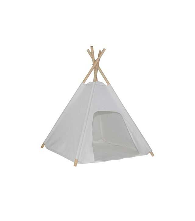 Dexton Kids Small Teepee With Floor Cover