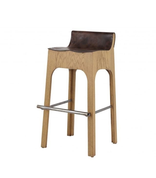 Jayson Home Butch Bar Stool