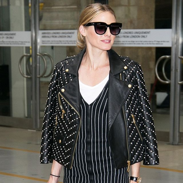 What Olivia Palermo Says She'd Never Wear to the Airport