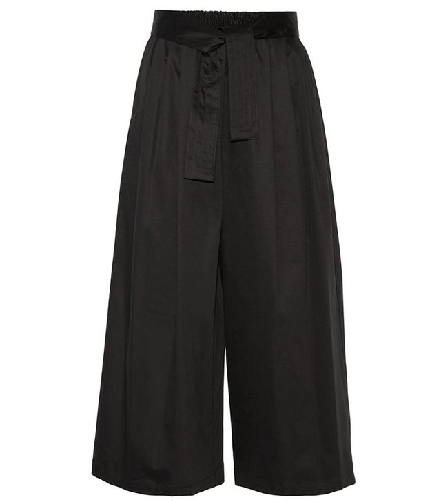 Tome Cotton-Blend Wide-Leg Pants