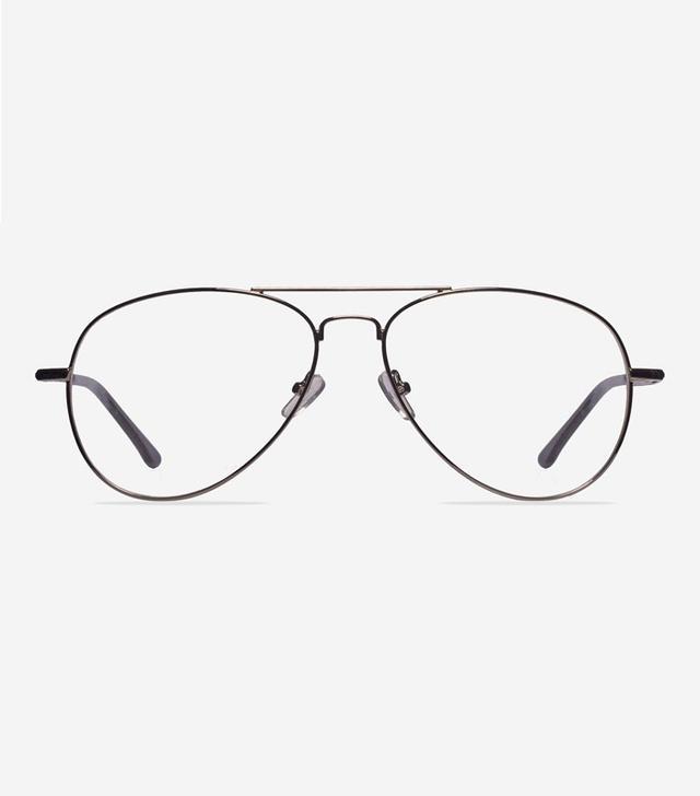 Nantes Silver Eyeglasses