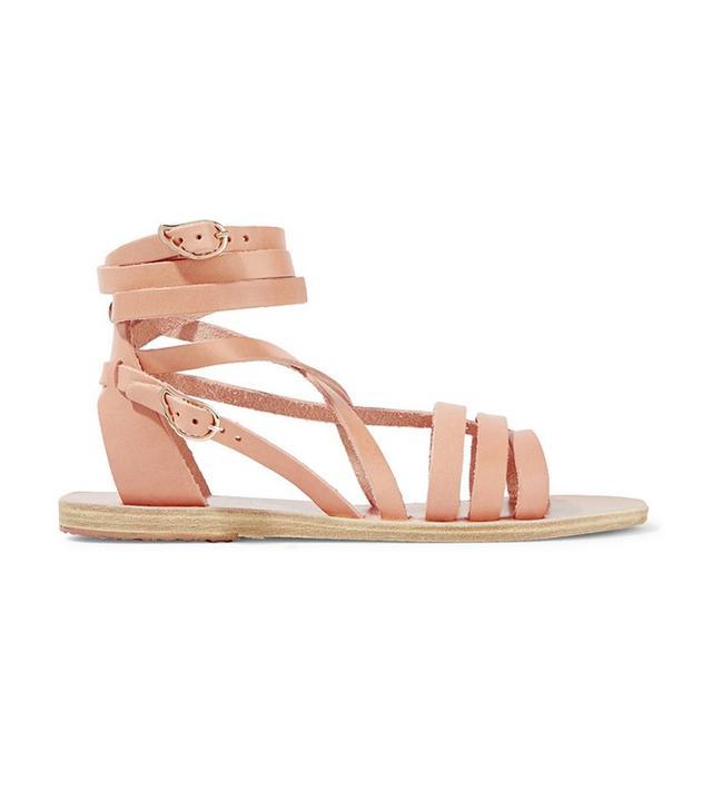 Ancient Greek Sandals Satira Leather Sandals