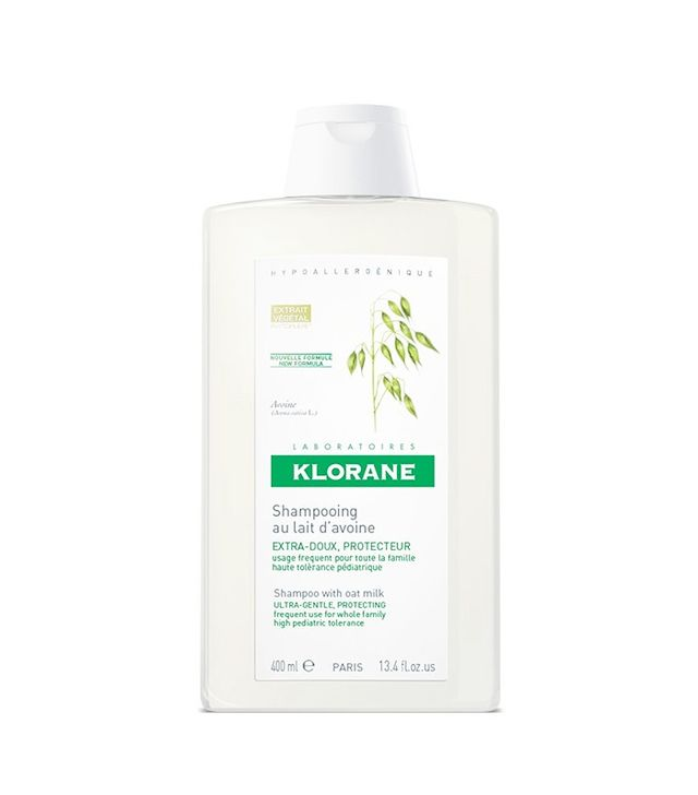 Klorane Shampoo With Oat Milk