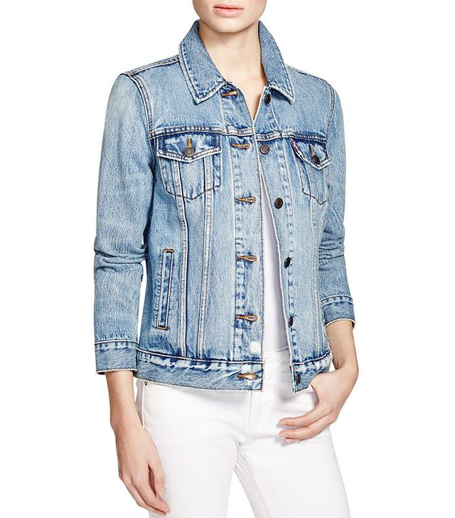Levi's Boyfriend Trucker Denim Jacket