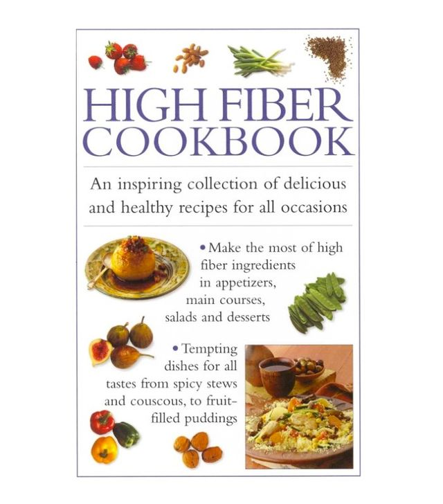 High Fibre Cookbook by Valerie Ferguson
