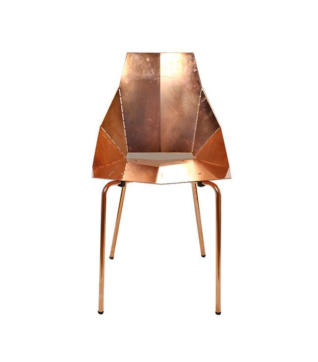 Blu Dot Copper Real Good Chair