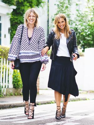 How to Dress in Your 30s, by Two Chic Girls Who Have a Style Uniform