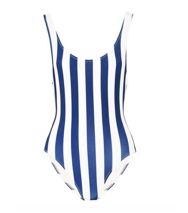 Solid and Striped The Anne-Marie Striped Swimsuit