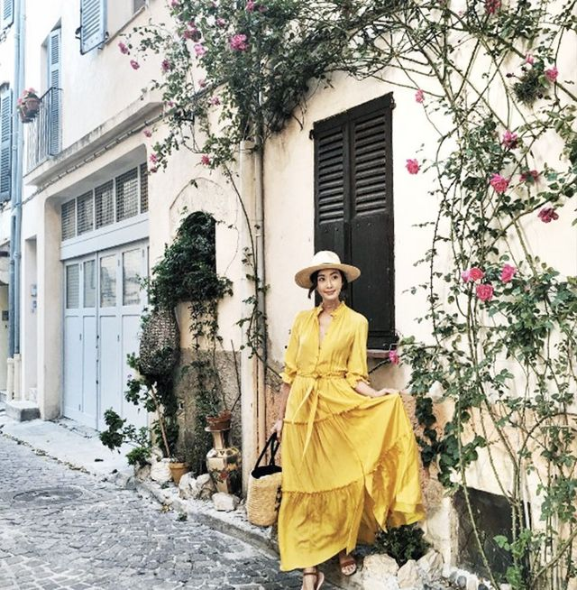 Holiday Dressing: ChrselleLim in Cannes