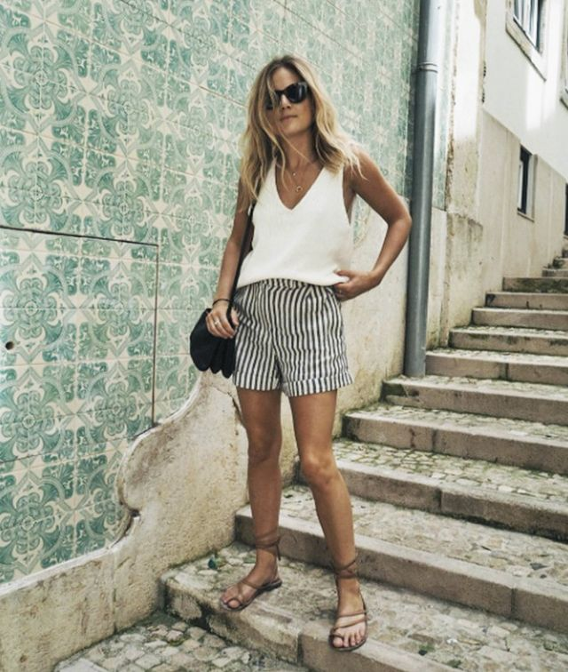 Holiday Dressing: Lucy Williams in Lisbon