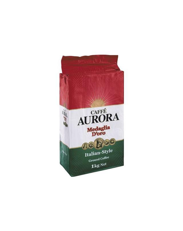 Caffe Aurora Ground Coffee