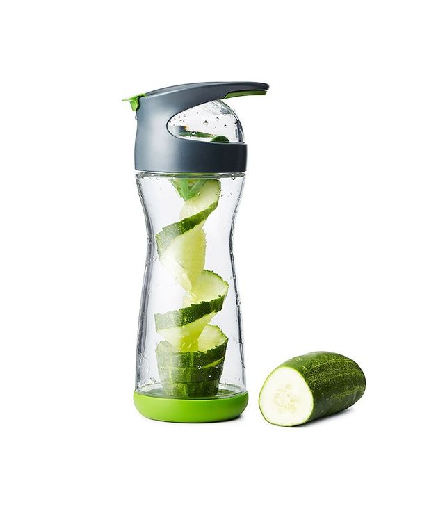 Uncommon Goods Cucumber Infuser Water Bottle