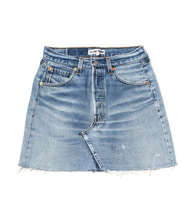 Re/Done | Levi's The High Rise Mini No. 25HSKM1363439