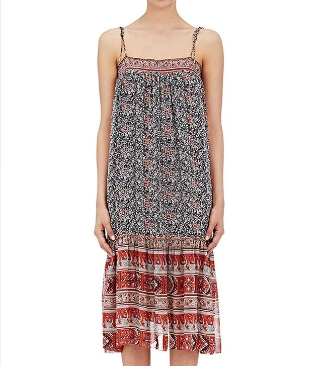 Ulla Johnson Imane Midi-Dress