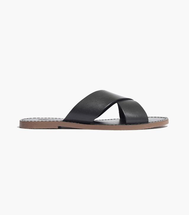 Madewell The Boardwalk Slide Sandal