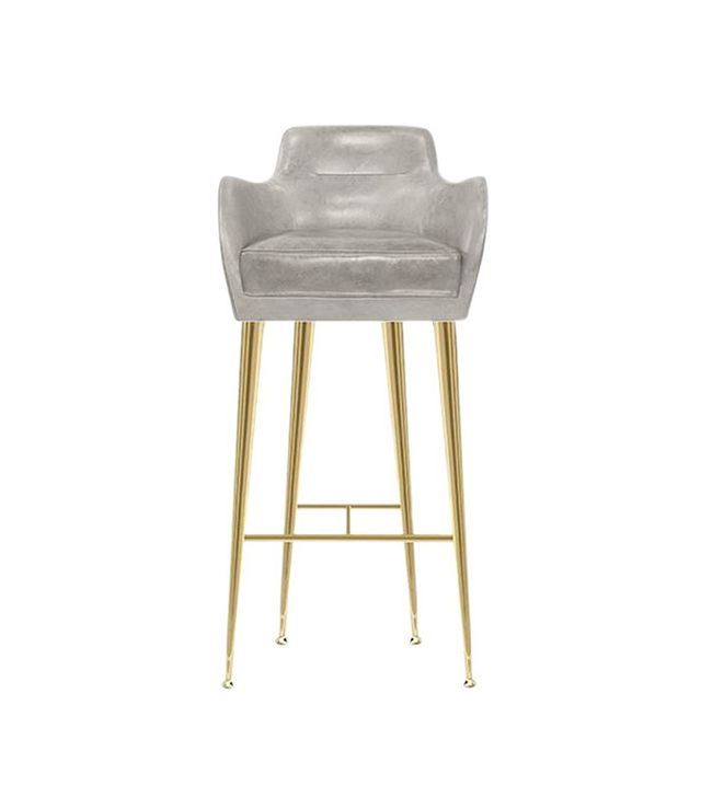 Carlyle Collective Dandrige Bar Chair