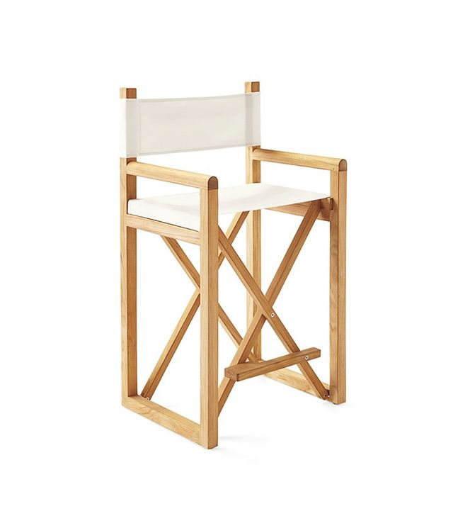 Serena & Lily Director's Counter Stool