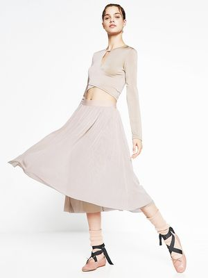 Every Girl Is Going to Obsess Over Zara's Ballet Collection