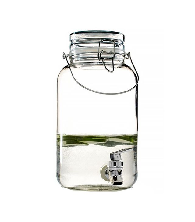 The Cellar Mason Jar Beverage Dispensar