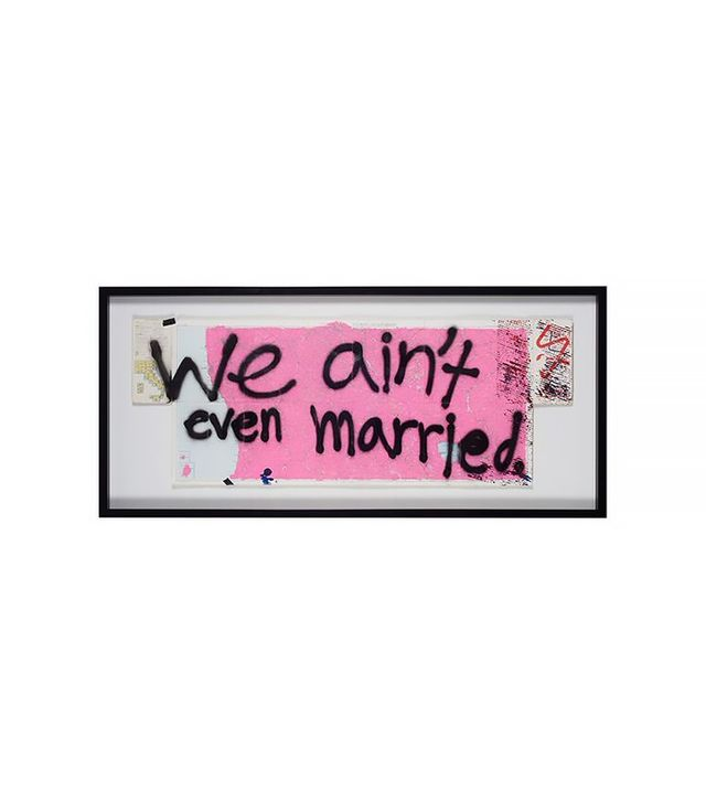 """""""We Ain't Even Married"""" by Matt Maust"""