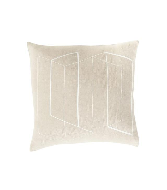 Dot & Bo Architect's Sketch Pillow