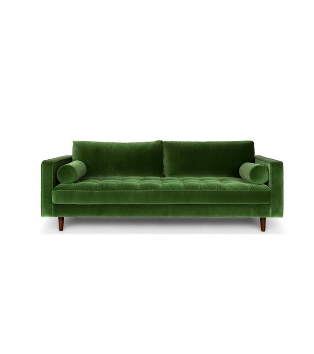 Article Sven Velvet Sofa