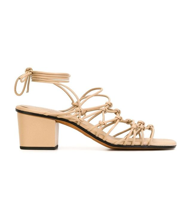 Chloé Jamie Strappy Sandals
