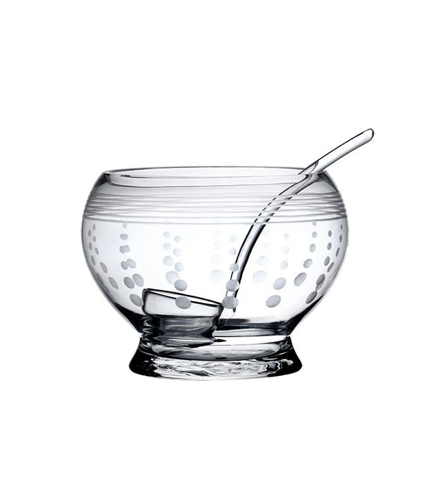 Mikasa Cheers Punch Bowl With Ladle