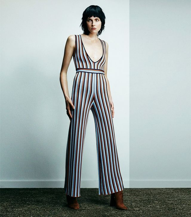 PH5 Ryker Knit Striped Jumpsuit