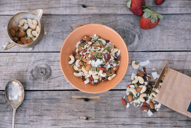 Kismet Foods Organic Trail Mix