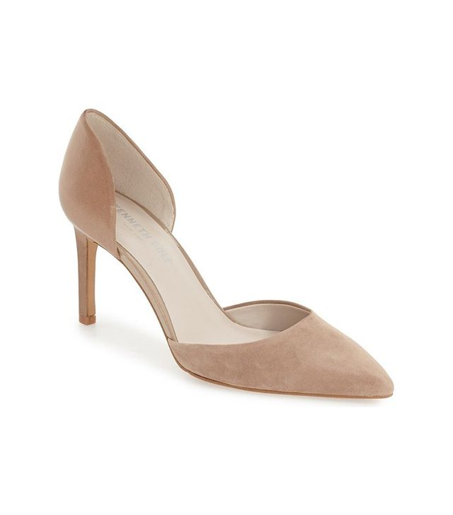 Kenneth Cole New York Gem d'Orsay Pointy Toe Pumps