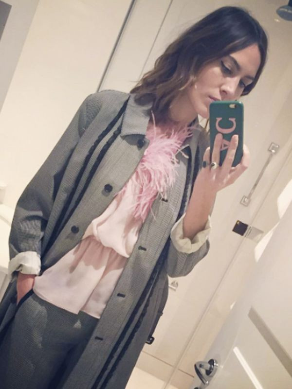 Best fashion instagrams of the week: Alexa Chung
