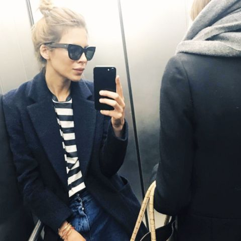 Best fashion instagrams of the week: Maja Wyh