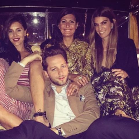 The Best Fashion Instagram Pictures of the Week: Derek Blasberg