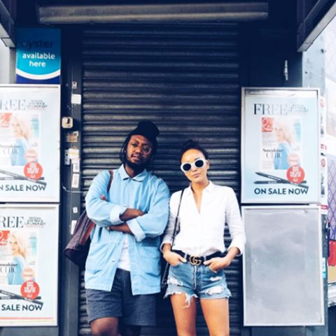 Best fashion instagrams of the week: Ashley Madekwe