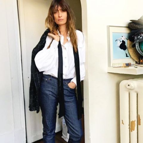 best fashion Instagrams of the week: Caroline de Maigret