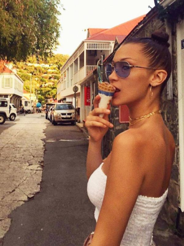Best fashion Instagrams of the week: Bella Hadid
