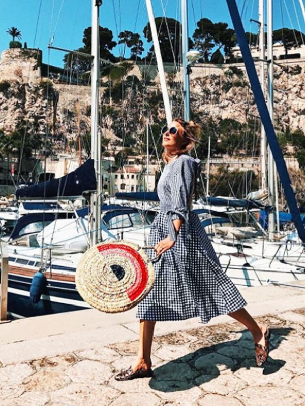 Best fashion Instagrams of the week: Rebecca Laurey