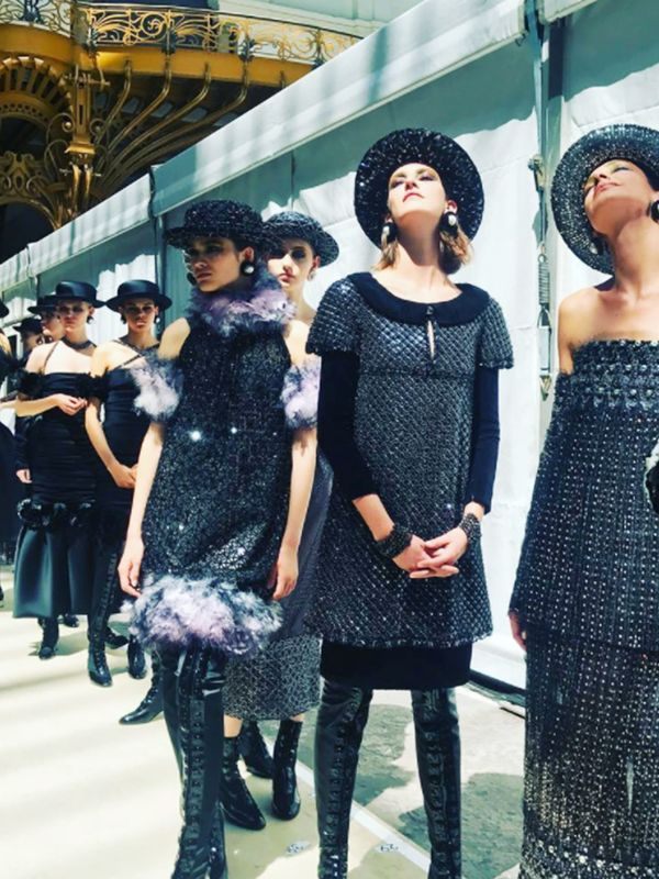 Best fashion instagrams of the week: Chanel