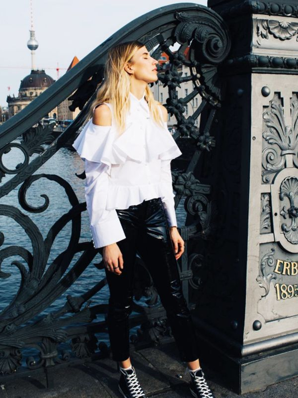 Best fashion instagrams of the week: Veronika Heilbrunner