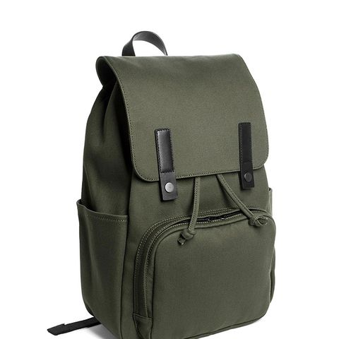 Modern Snap Backpack