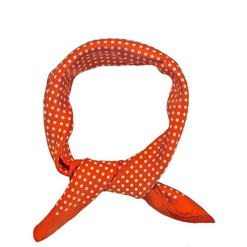 L'lmagine Orange Neckerchief