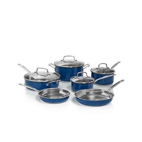 Chef's Classic 10-Piece Cookware Set