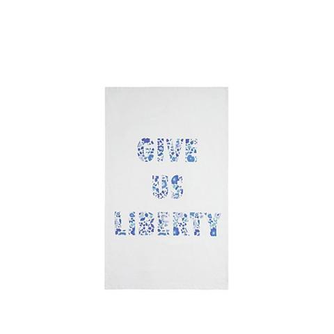 Give Us Liberty Tea Towel