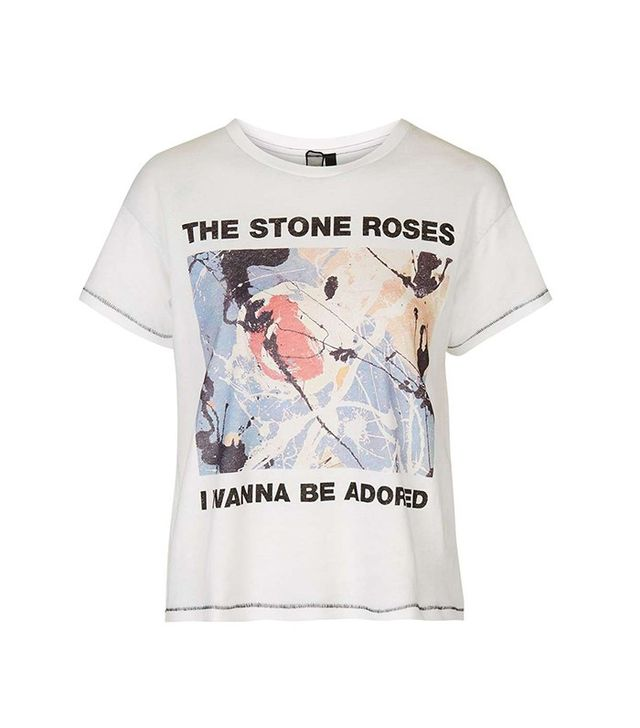 And Finally Stone Roses Tee