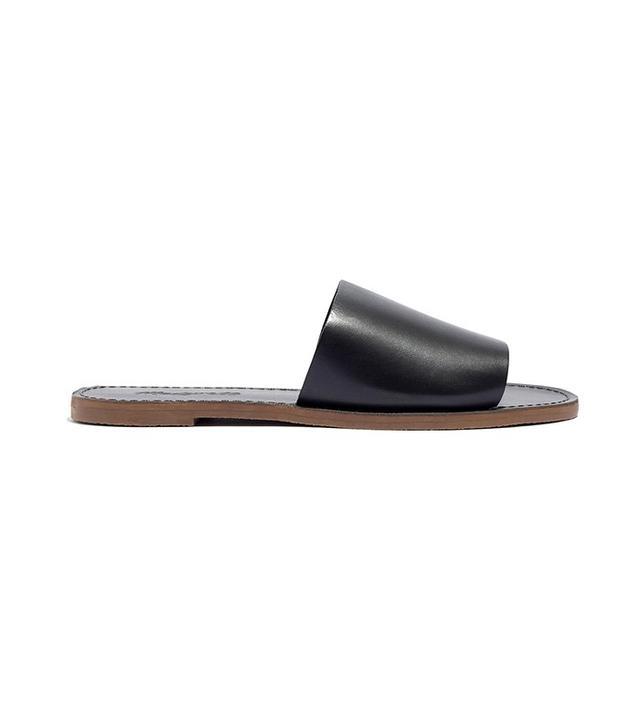 Madewell The Boardwalk Simple Slide Sandals